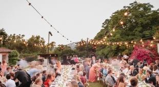Wedding in Ojai